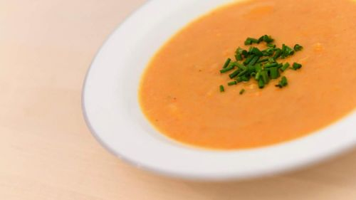 Creamy Dairy-free Vegetable Soup